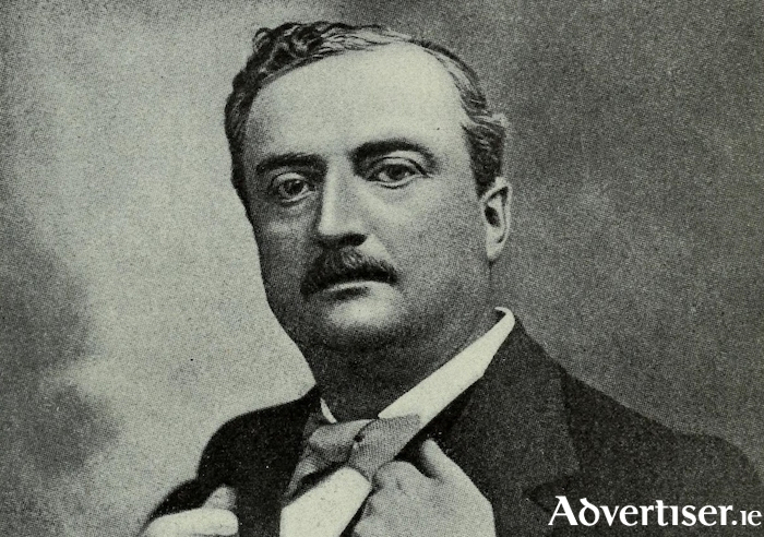 John Redmond, leader of the Irish Parliamentary Party from 1900 until his death in 1918.