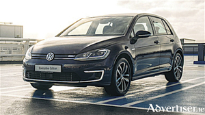 Volkswagen eGolf Executive Edition