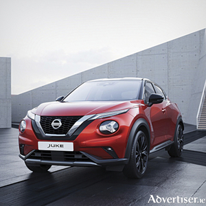 All new Nissan Juke continuing to exceed expectations
