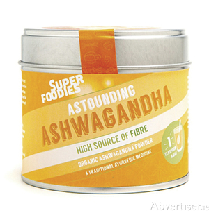 Ashwaganda is now available from Au Naturel, Irishtown, Athlone