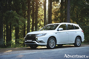 Mitsubishi Outlander - new incentives.