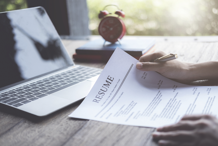 How to improve your CV to land a dream job
