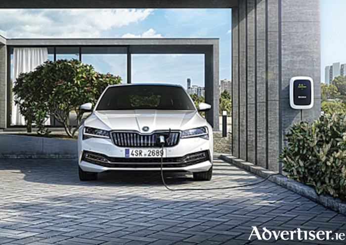 SKODA will launch their first plug-in hybrid called the SUPERB iV.