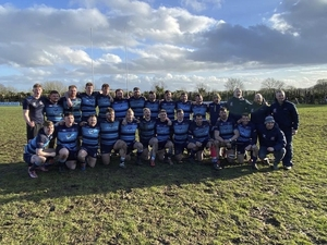 Cup final bound: Castlebar booked their place in the final of the Connacht Junior Cup last Sunday. Photo: Castlebar RFC