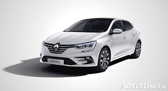 New Renault Megane on the way
