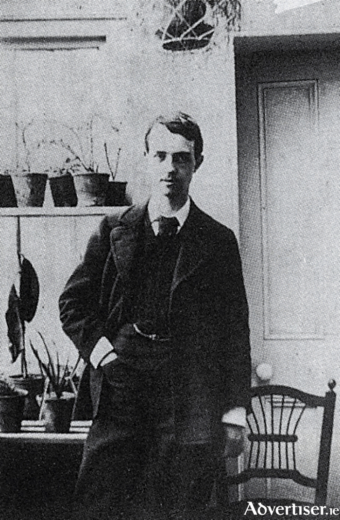 Robert Ross as a young man - (Courtesy of the Hyde Collection).