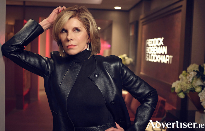 Christine Baranski in The Good Fight.