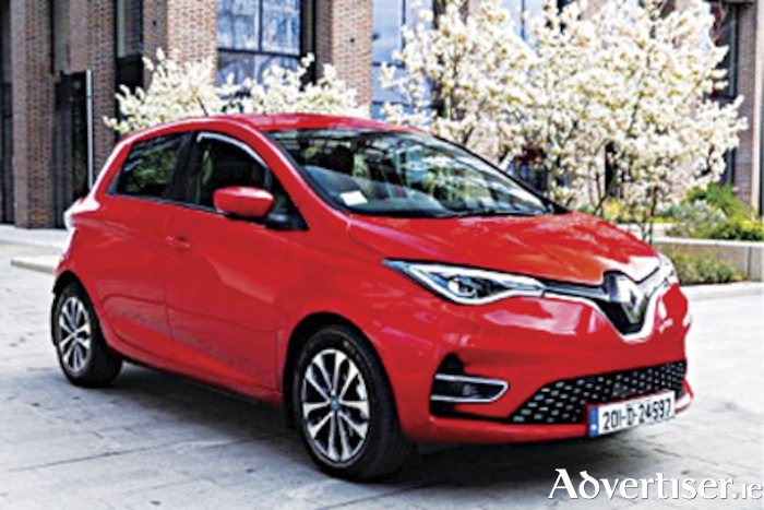 The all new Renault Zoe scores on affordability and range