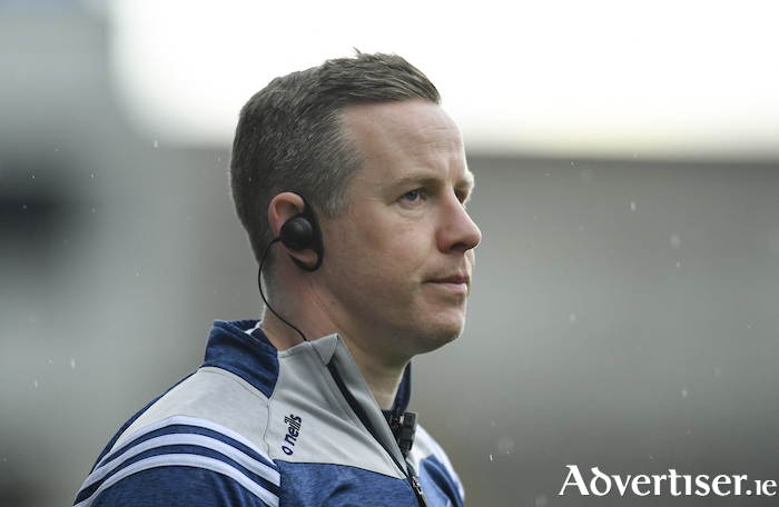 New man on the scene: Alan Flynn has been working his way through life as the new manager of Castlebar Mitchels during the Covid-19 crisis.