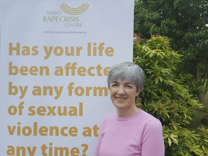 Mayo Rape Crisis Centre  Director of Services Loretta McDonagh