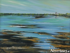 Transcend by Patrick Kenneally, one of the works being featured in the Kinvara Sounds exhibition.