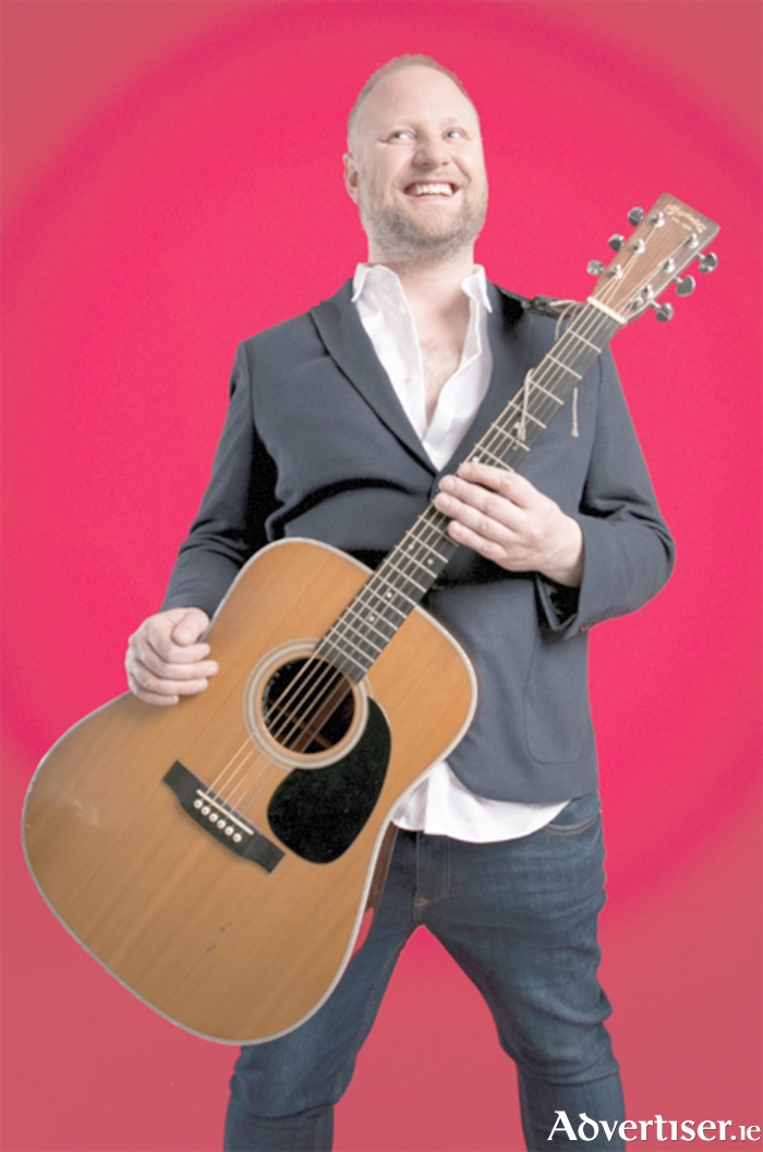 Fred Cooke brings his 'Simply Fred' live show to Tuar Ard Arts Centre on Saturday, September 5