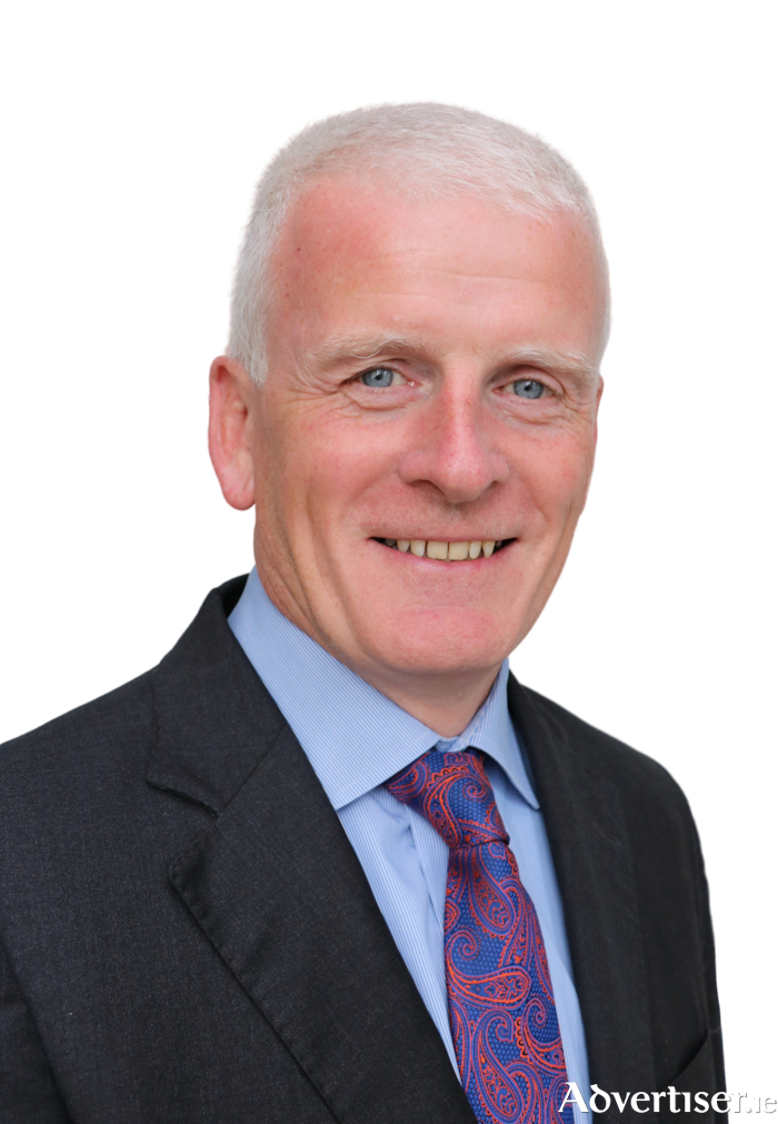 Tony Canavan, the chief executive of the Saolta University Health Care Group, which provides acute and specialist services in seven public hospitals on five sites - Galway (UHG, Merlin Park, and Portiuncula in Ballinasloe), Mayo, Roscommon, Sligo, and Donegal, and employs 10,345 people.