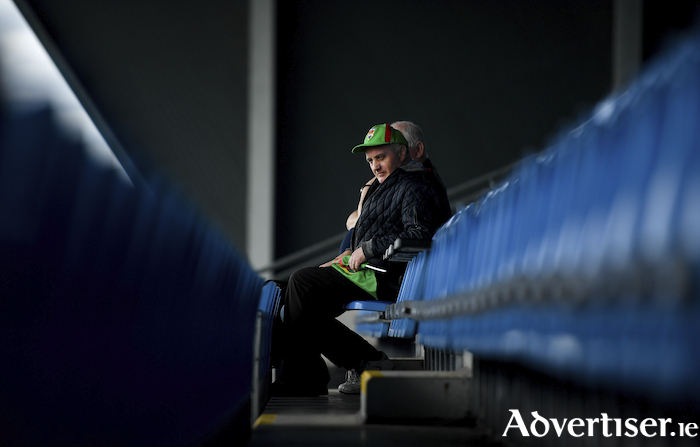 Social distancing could see limited numbers being allowed to attend club games. Photo: Sportsfile