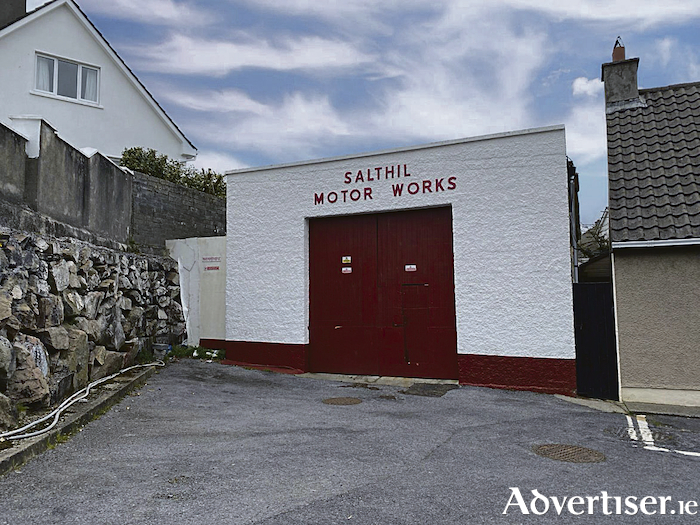 Salthill Motor Works, No 19 Lenaboy Avenue.