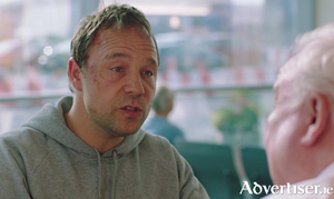 The brilliant Stephen Graham in Shane Meadow's powerful series, The Virtues.
