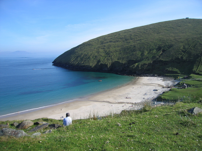Keem Bay in Achill was found to have excellent quality bathing water by the EPA.