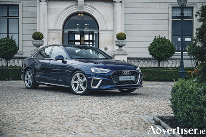 Audi Athlone has announced details of its 'moving Forward' sales event