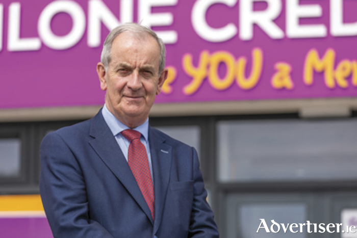 Athlone Credit Union CEO, Michael Evans