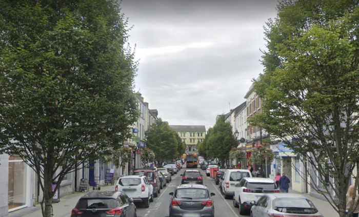 Pearse Street Ballina. Photo: Google Maps