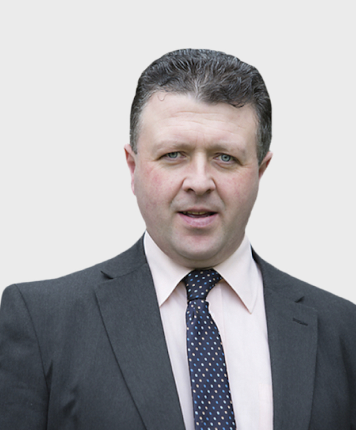 Cllr Damien Ryan