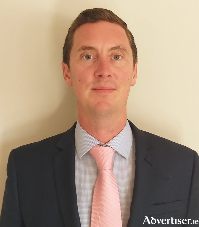 Ruairi Guckian,  qualified HR consultant and founder of GHR Consulting.