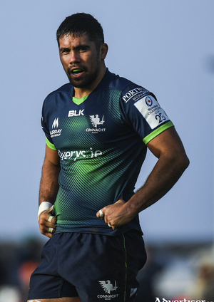 Jarrad Butler continues to captain  Connacht this season.