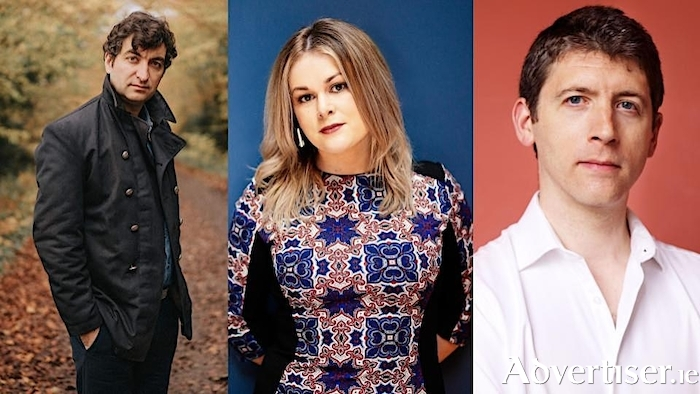 Singer-songwriter Ultan Conlon, poet and novelist Elaine Feeney, and classical pianist Finghin Collins, will all be taking part in the 43rd Clifden Arts Festival.