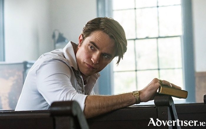Robert Pattinson in The Devil All The Time.