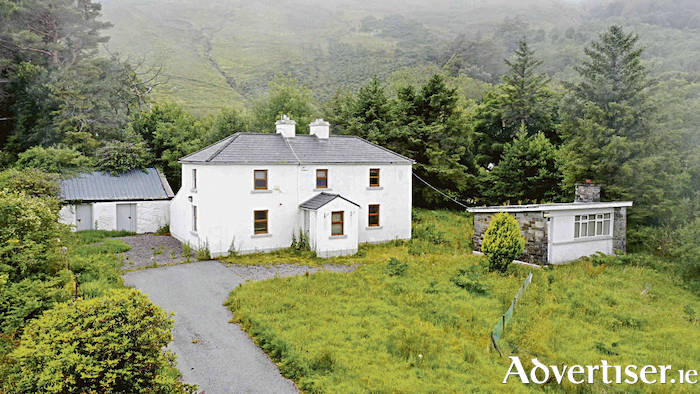 Leenane Garda Station 