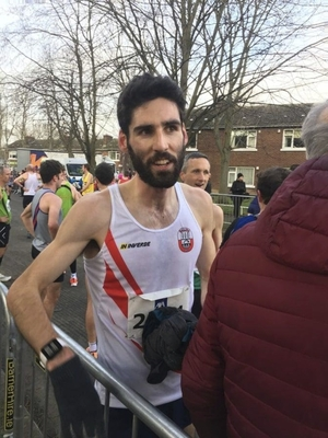 Ballina AC's Hugh Armstrong has been selected by Athletics Ireland to take part in the world half marathon championships.