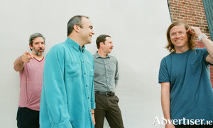 Future Islands. Photo:- Justin Flythe