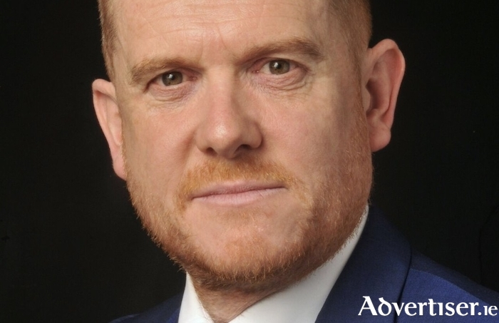 Fianna Fáil Galway City East councillor, Alan Cheevers.