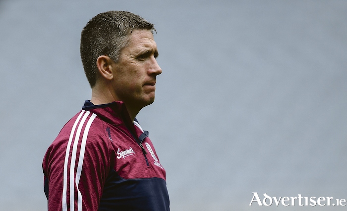 8 September 2019; Galway manager Cathal Murray before the Liberty Insurance All-Ireland Senior Camogie Championship Final match between Galway and Kilkenny at Croke Park in Dublin.