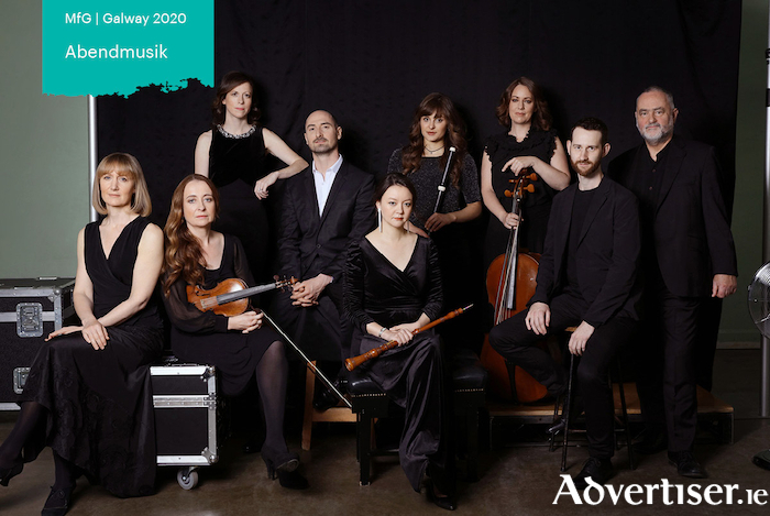 The Irish Baroque Orchestra.