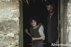 A scene from the Galway made, Irish language feature film, Arracht.