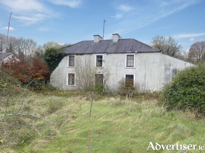 Farmhouse at Cregboy, Claregalway.