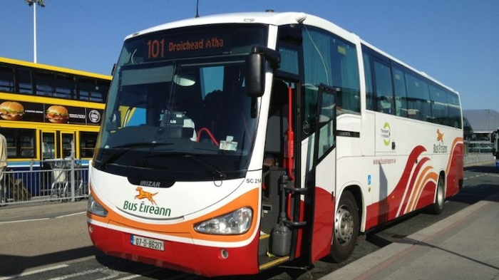 Bus Éireann announces improved services and timetables and nine new jobs created in Ballina