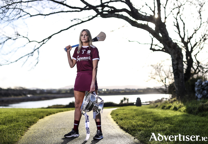 Sarah Dervan pictured at Renville Park at the Captains' Day last week. Photo: Inpho/Dan Sheridan