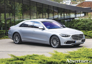 Arriving January, the new S-Class - first of twenty-three new model introductions scheduled to be introduced by Mercedes-Benz in 2021, many of which will include hybrid and fully electric models.