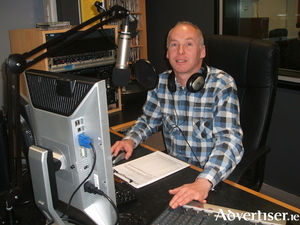 Trivia Matters producer/presenter Brian Currie.
