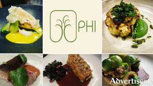 Phi aims to bring high-end and sustainable dishes straight to your homes!