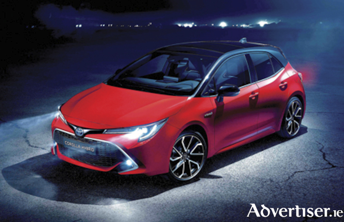 All new Toyota Corolla Hybrid