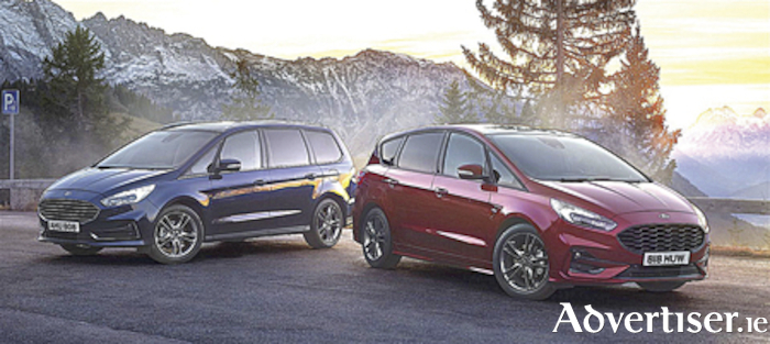 All new Ford S-Max and Galaxy