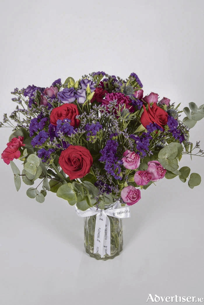 Order a Mother's Day gift at Flowers.ie