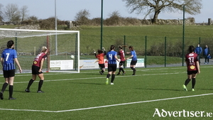 Aoife Thompson netted a goal for Galway WFC against Athlone Town on Saturday. Photo: Ann Moran (Galway WFC).