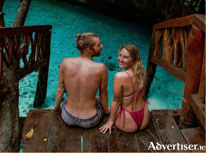 Influencer couple the Two Bohemians have nearly 70,000 followers on Instagram and are working as digital nomads in Tulum, Mexico.
