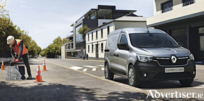 All new Renault Express van is on the way
