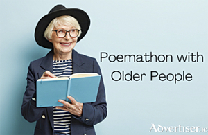 The Poemathon with Older People, which captures the thoughts and imaginings of older people right now in society, has been unveiled.