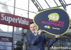 To mark Autism Awareness month this April SuperValu and AsIAm have launched a national colouring competition as part of their'Say Yes to Autism Acceptance' campaign.